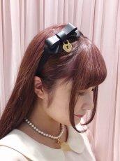 画像2: heart key Headband(ハートキーカチューシャ) (2)