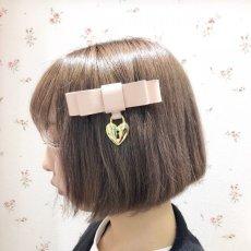 画像8: heart key barrette(ハートキーバレッタ) (8)