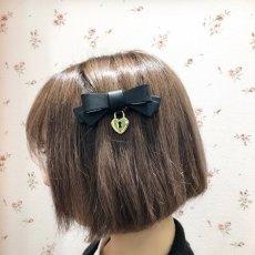 画像9: heart key barrette(ハートキーバレッタ) (9)