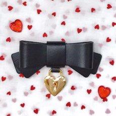 画像11: heart key barrette(ハートキーバレッタ) (11)