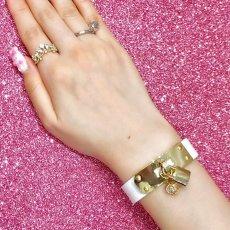 画像2: key&crown  bracelet(キーアンドクラウンブレスレット) (2)
