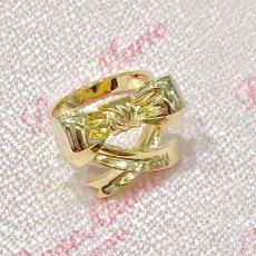 画像5: Dolly ribbon ring(ドーリーリボンリング) (5)