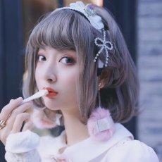 画像9: 【限定カラー】bijou ribbon headband(ビジューリボンカチューシャ) (9)
