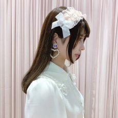 画像8: lace bijou headdress(レースビジューヘッドドレス) (8)