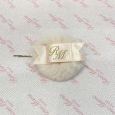画像5: sweet puff hair-pin(スイートパフヘアピン) (5)