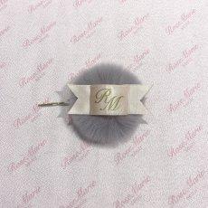 画像7: sweet puff hair-pin(スイートパフヘアピン) (7)