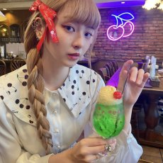 画像9: 【喫茶ローズマリーソワール】パフェグラス (9)