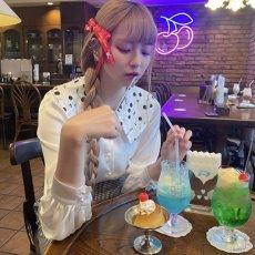 画像2: 【喫茶ローズマリーソワール】パフェグラス (2)