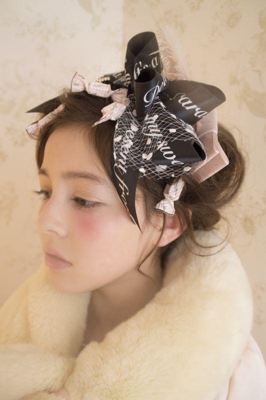 画像1: sweetie headdress(S)(スウィーティーヘッドドレス) (1)