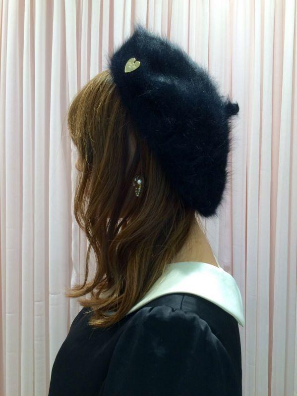 画像1: 在庫わずか♡【FINAL SALE】beret cap  (1)