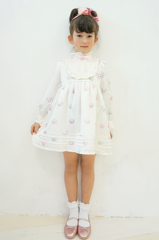画像1: fantasic doll  one-piece dress (1)