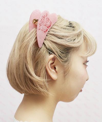 画像1: CocaCola hair-clip (1)