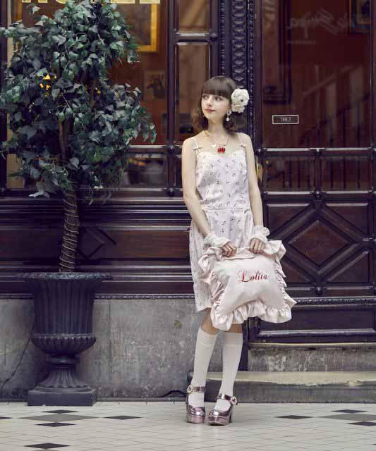 画像1: 【FINAL SALE】marguerite one-piece dress (1)