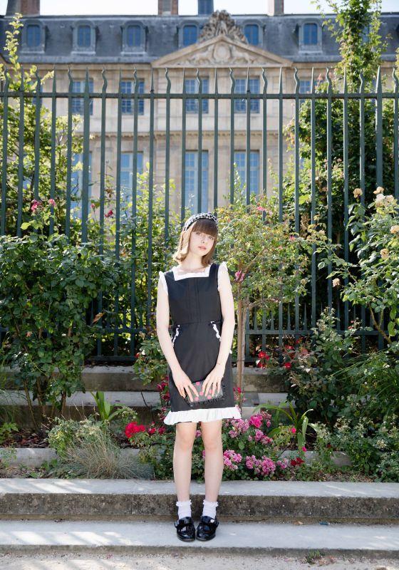 画像1: Carole tight one-piece dress (1)