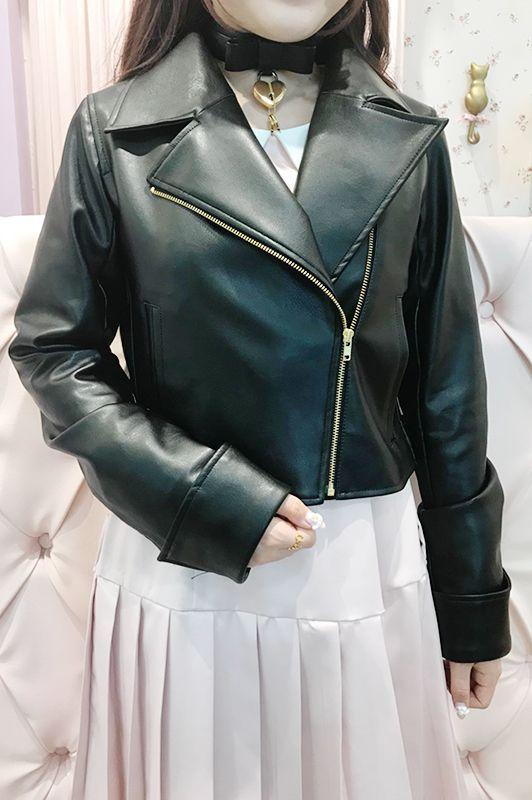 画像1: 【30%OFF】Noah's Riders jacket (ノアのライダースジャケット) (1)