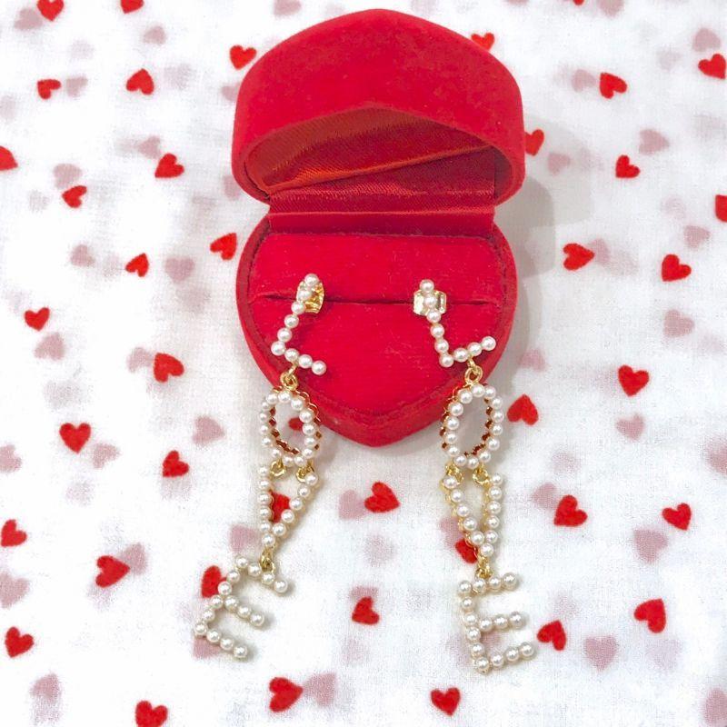 画像1: Love earring&pierce(ラブイヤリングアンドピアス) (1)