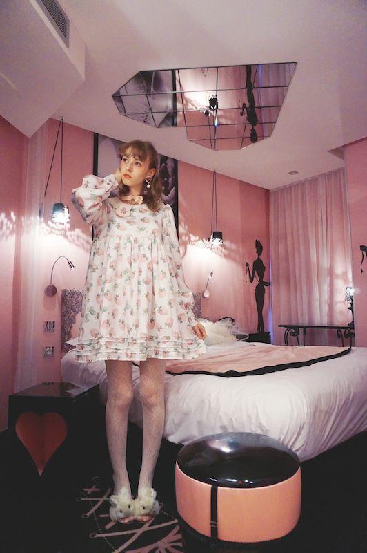 画像1: mary's one-piece dress(マリーのワンピース) (1)