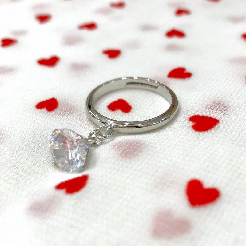 画像1: bijou ring(ビジューリング) (1)