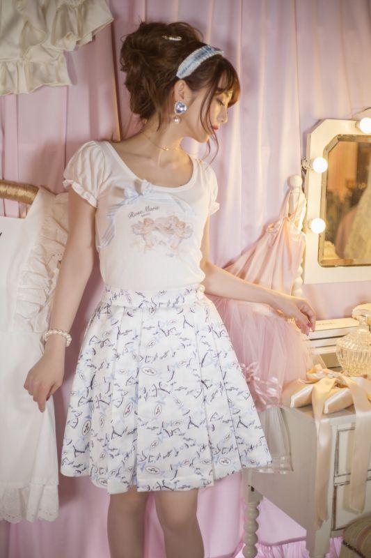 画像1: sweet candy skirt(スィートキャンディスカート) (1)