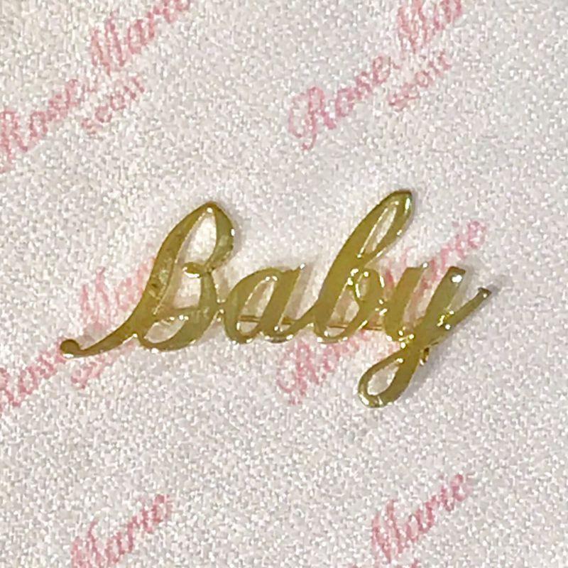 画像1: Baby brooch(ベイビーブローチ) (1)