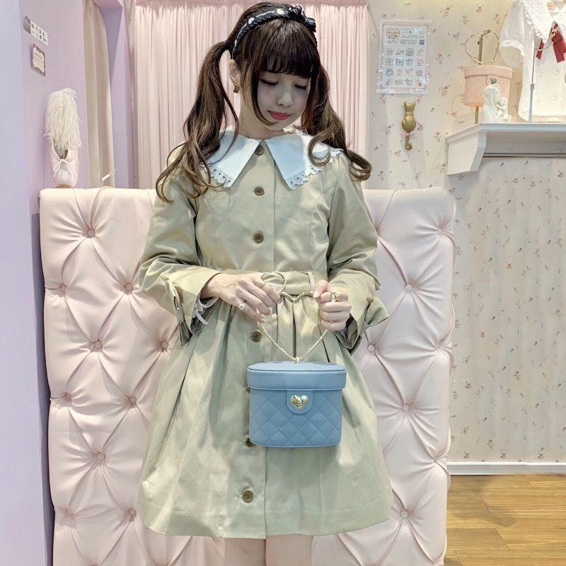 画像1: scalla's lace coat(スカラレースコート) (1)