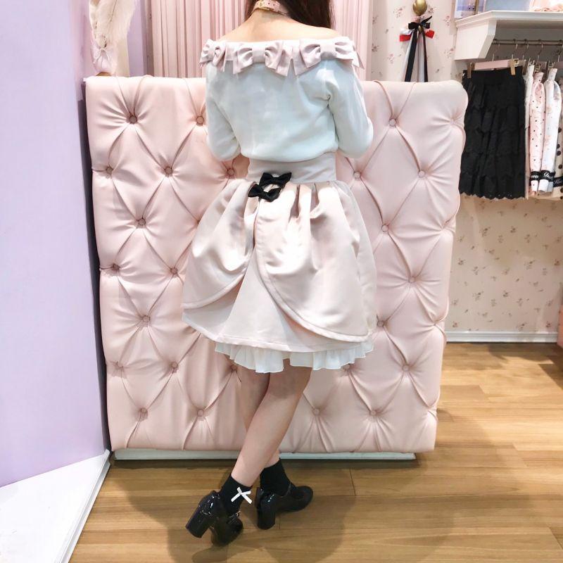 画像1: tiered skirt(ティアードスカート) (1)