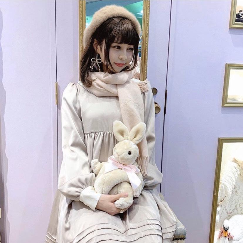 画像1: Rabbit Bag(White) (1)