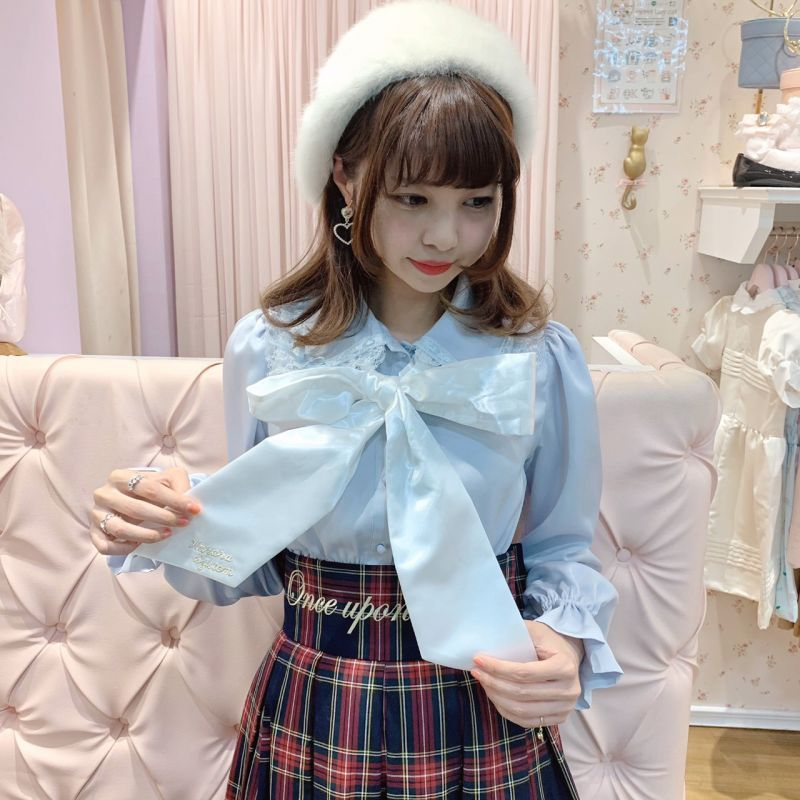 画像1: 【KURARA system COUTURE】big ribbon (1)