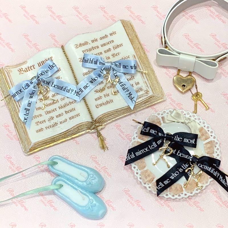 画像1: RM charm hair-pin set(RMチャームヘアピンセット) (1)