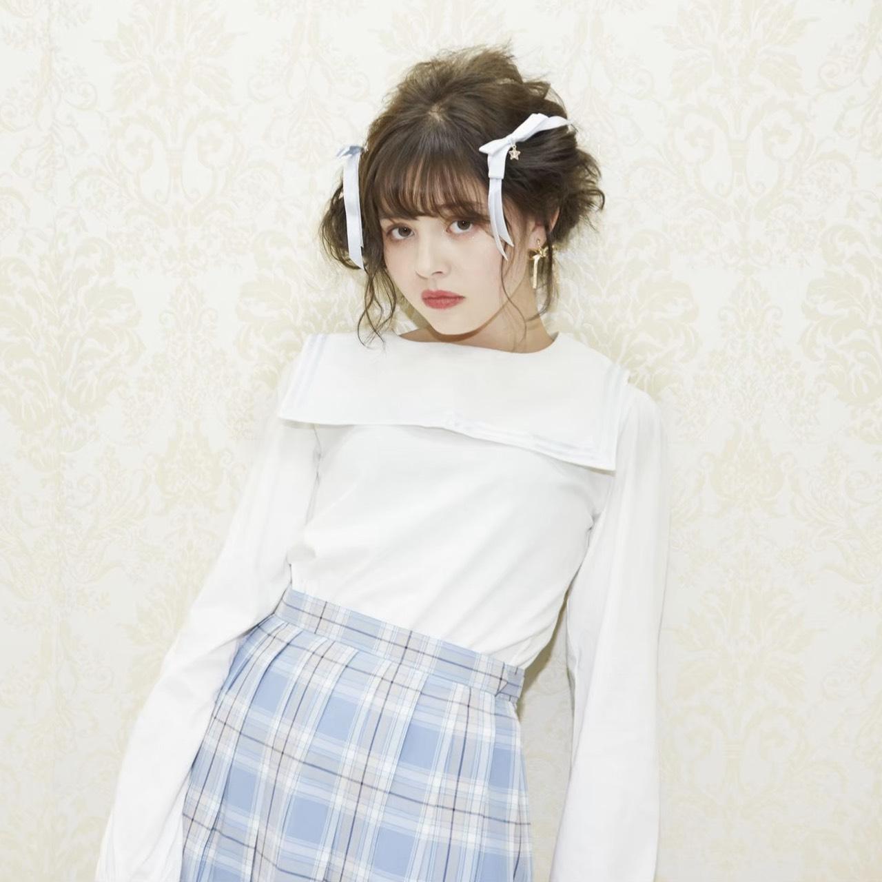 画像1: Princess Ribbon hair-pin(大)(プリンセスリボンヘアピン) (1)