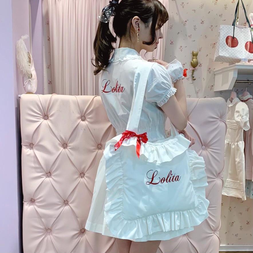画像1: shirring one-piece dress(シャーリングワンピース) (1)