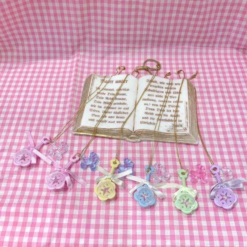 画像1: baby motif necklace(ベイビーモチーフネックレス) (1)