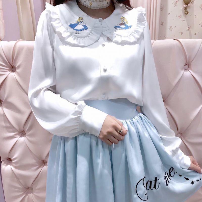 画像1: ALICE blouse(アリスブラウス) (1)