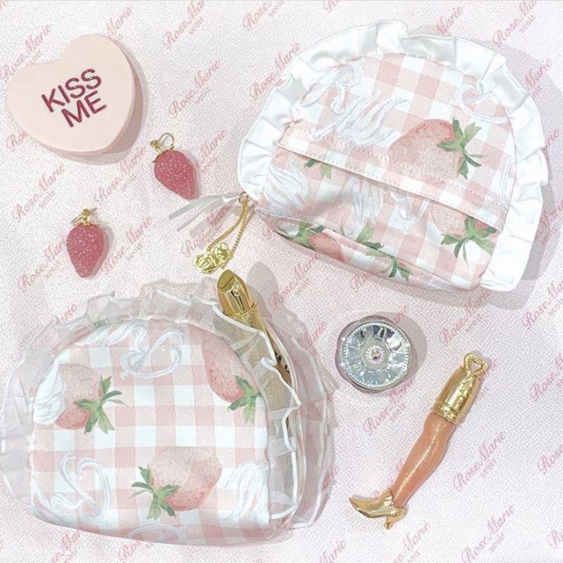 画像1: mini holiday pouch(ミニホリデーポーチ) (1)
