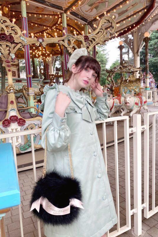 画像1: 【20%OFF】square ribbn coat(スクエアリボンコート) (1)