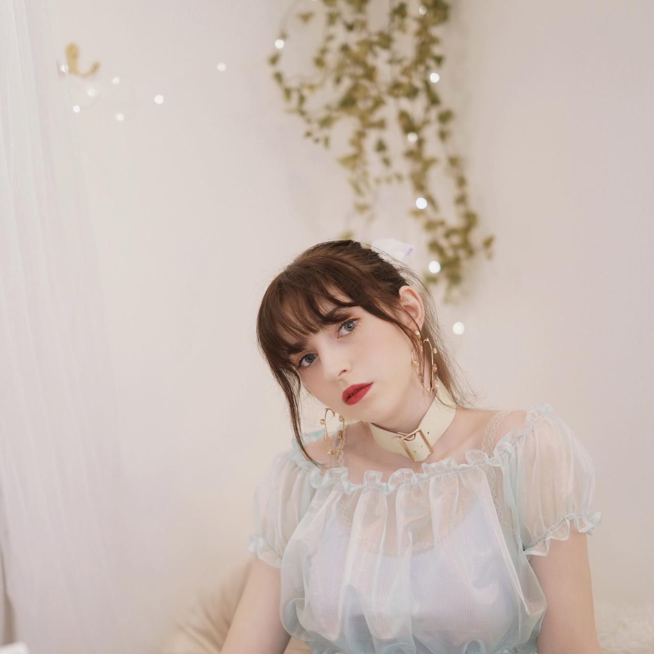 画像1: pastel heart stone pierce&earring(パステルハートストーンピアス&イヤリング) (1)