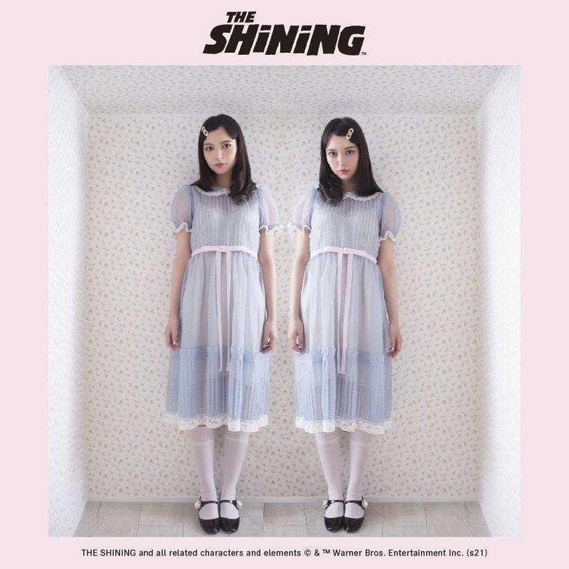 画像1: THE SHINING コラボドレス (1)