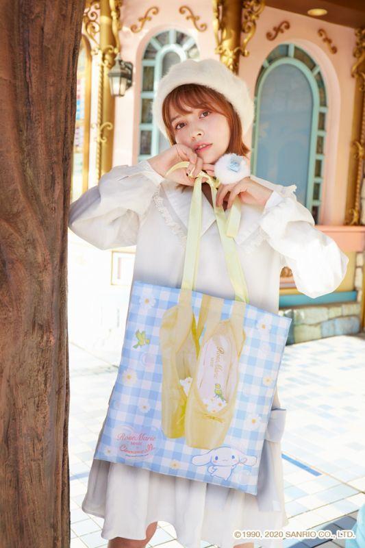 画像1: 【ご予約商品】etude ballet bag(エチュードバレエバッグ) (1)
